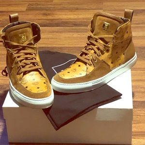 MCM Sneakers! Like new! Excellent Condition!